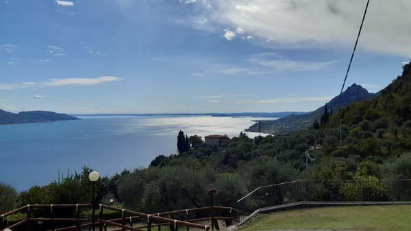 The Camping in Gargnano Lake Garda