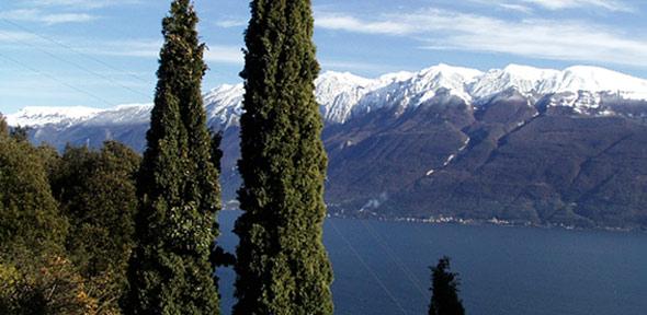 Paradise on lake Garda
